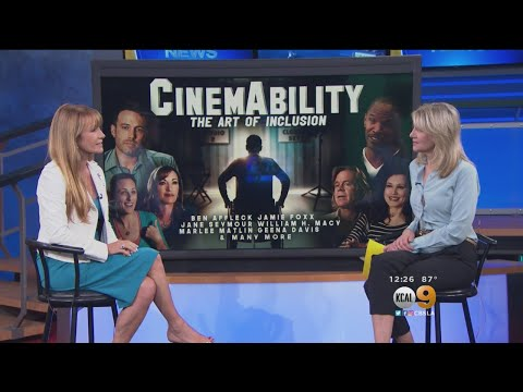 Actress Jane Seymour Talks About Her New Documentary 'CinemAbility: The Art of Inclusion'