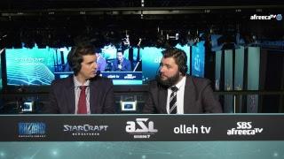 [ENG] AfreecaTV StarLeague(ASL) S7 Ro.24 Day1