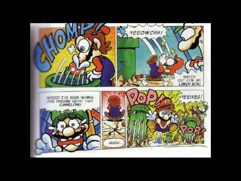 A Really Old Super Mario Adventures Dub (Jamesman)