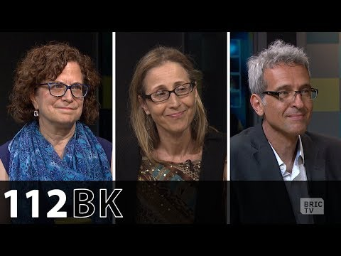 BRIC President Leslie Schultz on Her Tenure, and Refugee Struggles in the U.S. & Europe | 112BK