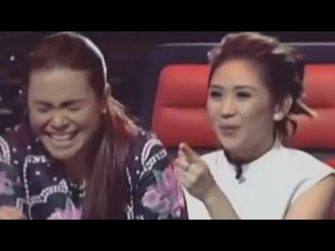 The Voice of the Philippines Season 2 Bloopers