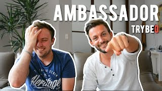 Change Your Life    Become A Trybeo Ambassador!!