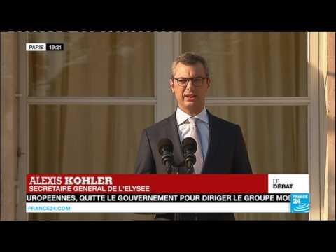 REPLAY - Annonce du nouveau gouvernement Emmanuel Macron - Edouard Philippe II