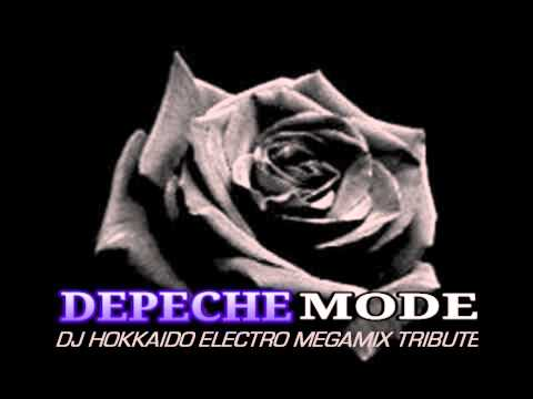 "DEPECHE MODE ENJOY THE MIX  ""The greatest DM megamix electro tribute"" DJ HOKKAIDO"