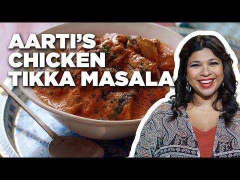 Aarti Party Premieres With Next Food Network Star Winner Aarti