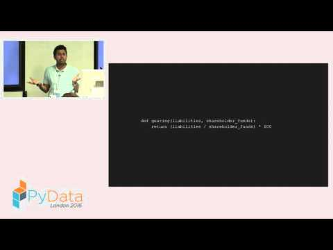 Ali Zaidi - 10 things I learned about writing data pipelines in Python and Spark.
