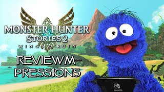 I'm In Love With a Turn-Based Spinoff   Monster Hunter Stories 2 Reviewmpressions (Video Game Video Review)