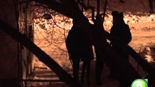 Эвакуация жителей дома №2 по Абая в Костанае 3.12.15