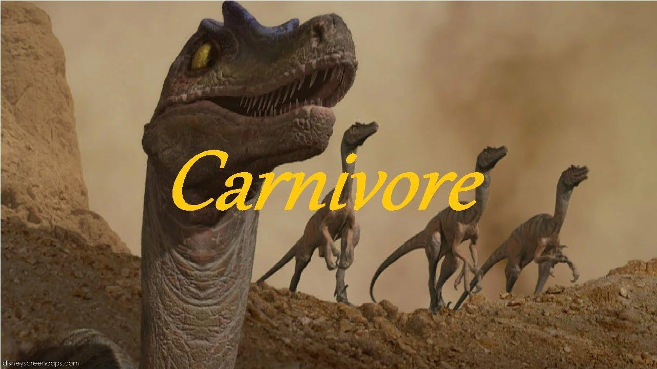 Velociraptor Tribute - Carnivore