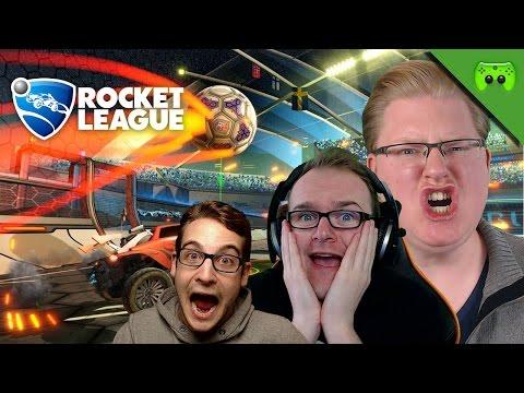 NEUES TEAM NEUES GLÜCK 🎮 Rocket League #60