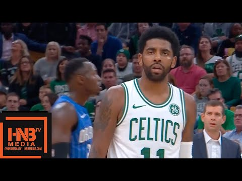 Boston Celtics vs Orlando Magic 1st Half Highlights | 10.22.2018, NBA Season