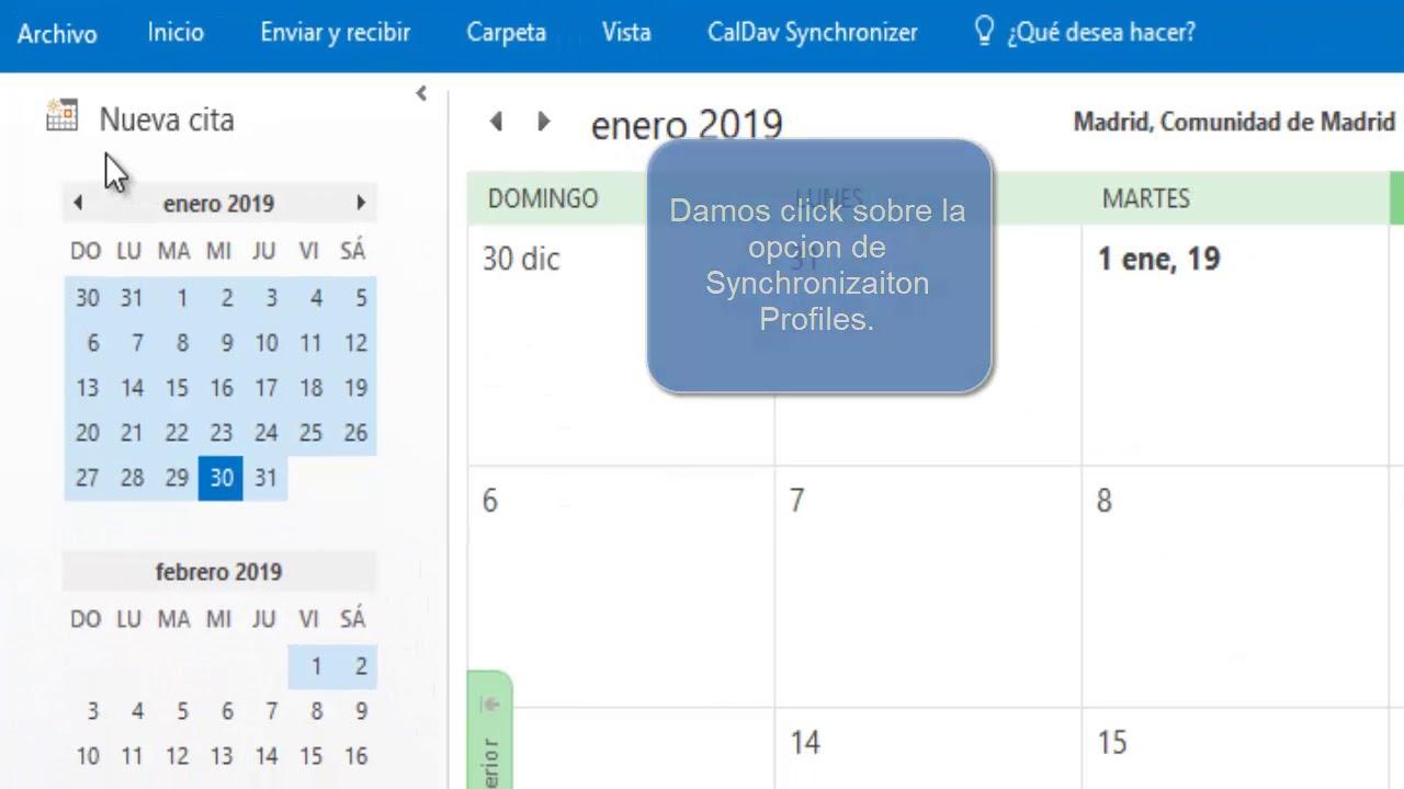 Calendario Outlook.Sincronizar Calendario Outlook Con Cpanel Hostingnet
