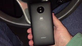 Verizon Motorola Moto E4 UNLOCKED!!!