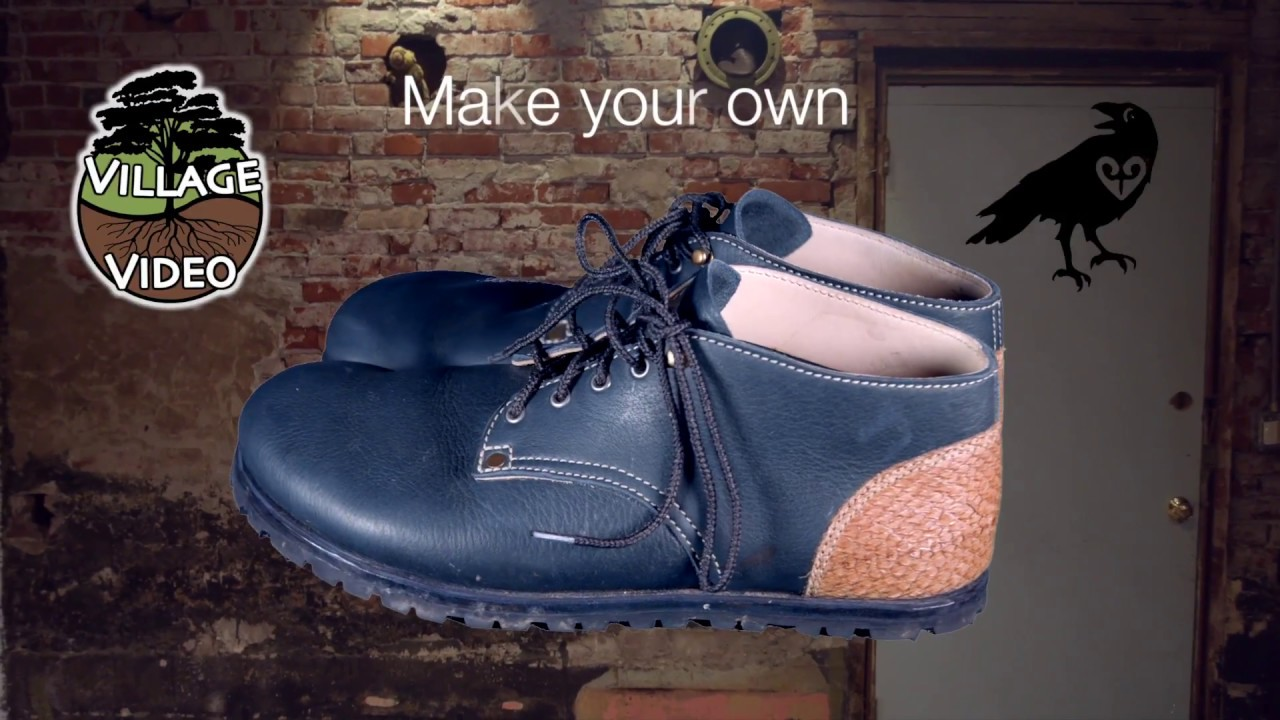 how to make your own boots
