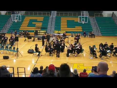 Green County High School Band