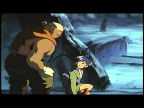 Power Stone Episode 26 part 1/2 ENGLISH