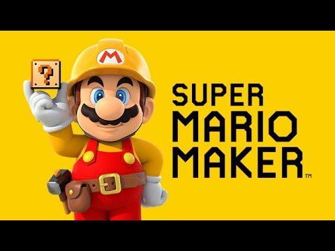 Super Mario Builder!