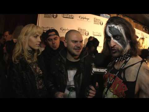 WINDS OF PLAGUE Interview, Revolver Music Awards 2016 Black Carpet | MetalSucks
