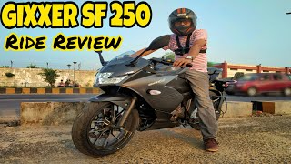 Suzuki Gixxer SF 250|First Ride Review|Braking Test|Full Specs|Mileage|Price|MotoMad