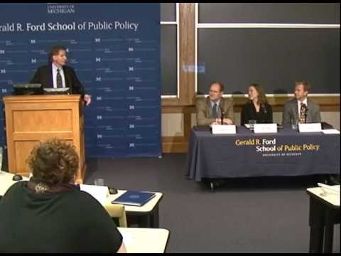 .@fordschool - 25% by 2025: Michigan's renewable energy ballot proposition panel