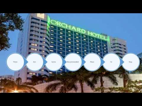 Hotel Singapore Near Orchard Road Best Recommendation Low Budget
