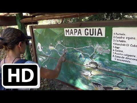 Hike El Cubano Park, Trinidad, Cuba, Episode 153