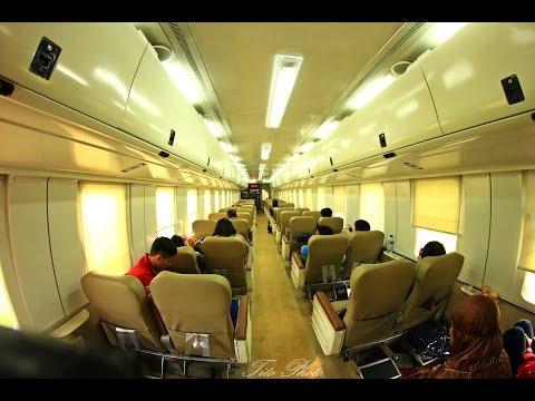 Naik Kereta Api Gajayana