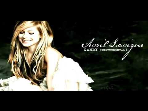 Avril Lavigne - Candy [Instrumental] 2012 [NEW SONG]