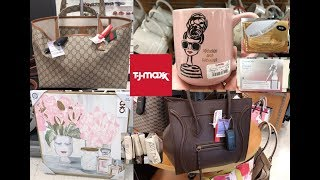 TJMAXX HIGH END FINDS! YOU HAVE TO SEE WHAT I FOUND!