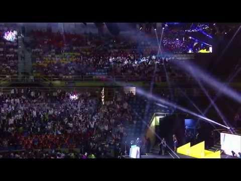Closing Ceremony (full) - WorldSkills São Paulo 2015