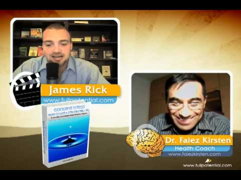 Brain Researcher's Tips for Living a Stress-Free Life, Dr. Faiez Kirsten with James Rick