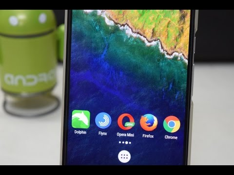 Top 5 Best Android Browsers For 2016