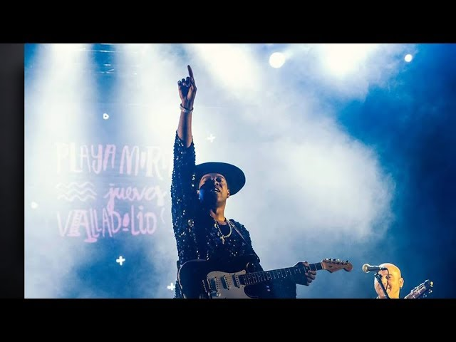 "Carvin Jones  - ""Victory Is Mine"" live performance on RTV Spain Radio3"