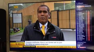 Transfer Deadline Day funny - 1st September 2014