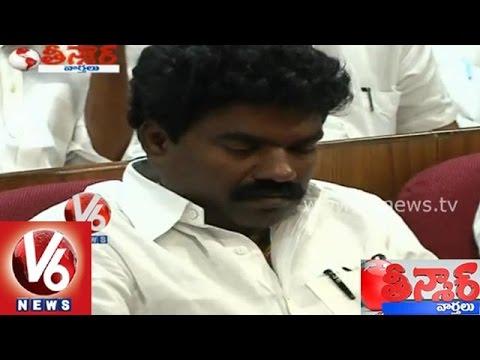 Mallana satires on political leaders sleeping in Karimnagar ZP meeting - Teenmaar News