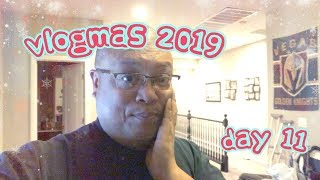 Gambar cover VLOGMAS 2019 DAY 11 -- I'M NOT GONNA LET THIS GOUT GET THE BEST OF ME!