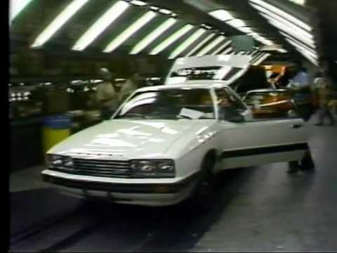 WTVJ / MIAMI - Bob Mayer - 1978 - 'Behind The Wheel In Detroit' - How New Cars Are Made