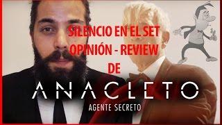 Anacleto: Agente secreto Opinión - Review | Dibujando al personaje | #SilencioEnElSet 1