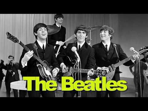 The Beatles - Hey Jude (HQ Sound) Full Album