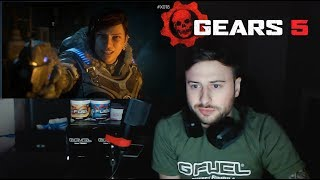 "Gears of War 5 #XO18 ""REACTION"" Gears 5 News, Gears of War Movie , Rod Ferguson & Del Walker"