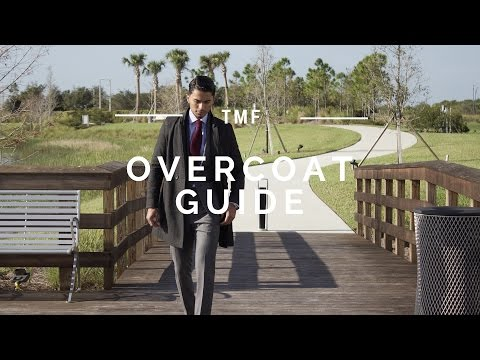 How To Style The Overcoat/Topcoat