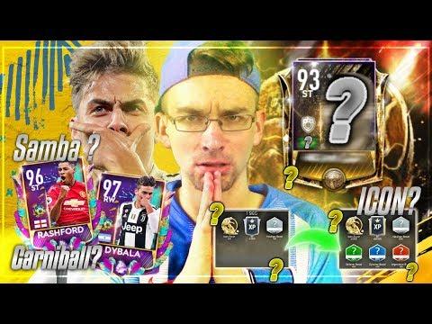 ICONS TURNIER + KARNEVAL! FIFA 19 MOBILE 😱🔥 PacksTrader Livestream thumbnail