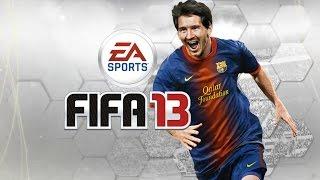 FIFA 13 en Sapphire Ati Radeon HD 5450 (HD 720p)