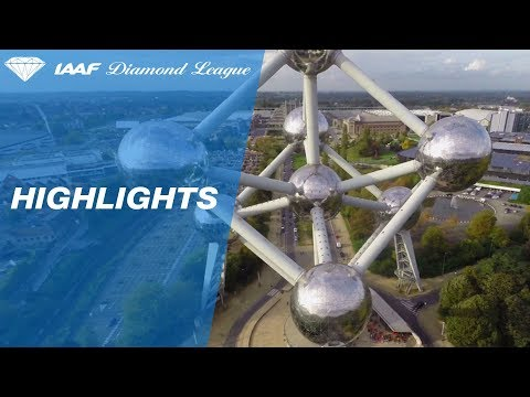 Brussels 2017 Highlights - IAAF Diamond League