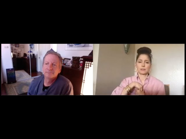 Meet The Biz With David Zimmerman - 6/03/20 - Special Guest: Shoshannah Stern