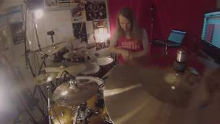 Cannibal Corpse - Icepick Lobotomy (Drum Cover)