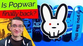 The Rise, Fall and Return of Popwar! Brand Breakdowns