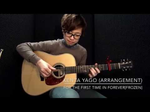 For the First Time In Forever [Frozen] / arranged by Kenta Yago