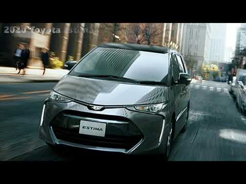 2020 Toyota Estima