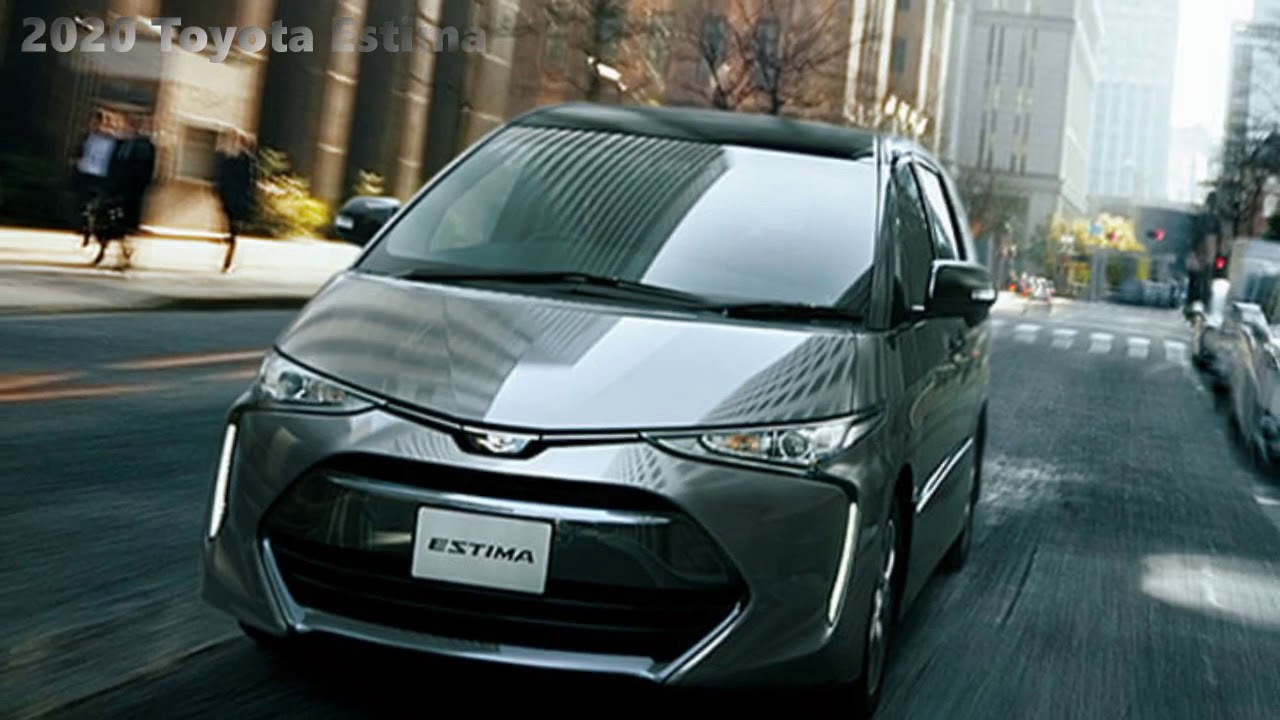 2020 Toyota Estima Review